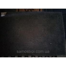 Коврик резиновый коридорный лист 40х60 см