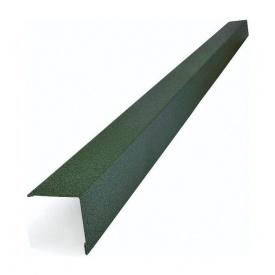 Зовнішній кутник Тайл 94х94 мм зелений