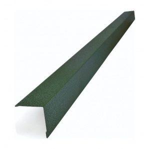 Внешний уголок Тайл 94х94 мм зеленый