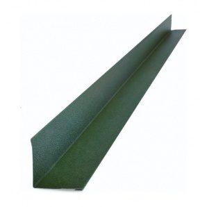 Внутренний уголок Тайл 94х94 мм зеленый