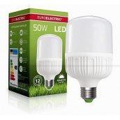 Лампа Eurolamp LED 50W E40 6500K LED-HP-50406(P)