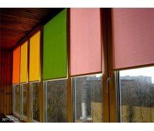 Рулонні штори відкритого типу
