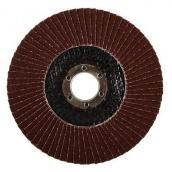 Круг лепестковый торцевой 125 мм 100 зерно