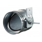 Заслінка Vents КРВ 125 мм