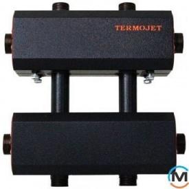 Коллектор комбинированный Termojet Dn32 1 выход вверх/ вниз Dn25