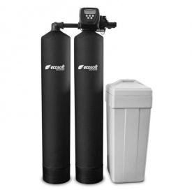 Фильтр для умягчения и удаления железа Ecosoft FK-844TWIN