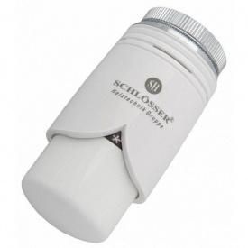 Термостатическая головка Schlosser Brillant SH белая M30x1,5 (600200002)
