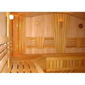 Пристрій дерев'яної обшивки сауни і лазні