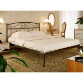 Кровать металлическая VERONA XL-1