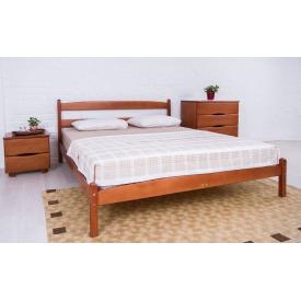 Ліжко дерев`яне Ліка без узніжжя 200х140 см