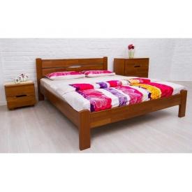 Ліжко дерев'яне Айріс без узніжжя 200х140 см