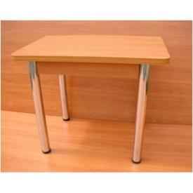 Стол кухонный раскладной Гашута + металлические ноги RANDELLA