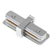 Коннектор для трекових світильників Horoz Electric Track Connector сірий (096-001-00011)