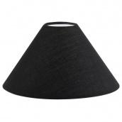 Абажур для світильника EGLO Vintage E14 чорний (49407)