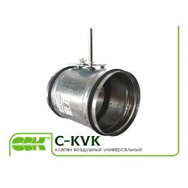 Воздушный клапан для вентиляции C-KVK-150