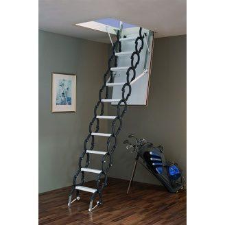 Чердачная лестница MINKA Elegance Termo 90x60 300 см
