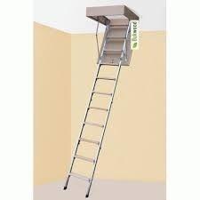 Горищні сходи Altavilla Termo metal 80x60 см
