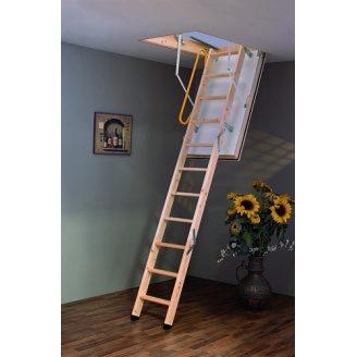 Чердачная лестница MINKA Polar Termo 120х70 280 см