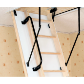 Поручень металевий СТАНДАРТ для сходів OMAN 660 мм