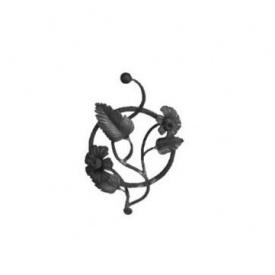 Кованая Розета 450х270