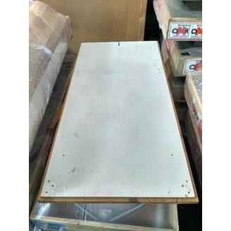 Крышка люка теплоизоляционная для лестницы Oman 120x60 см 26 мм