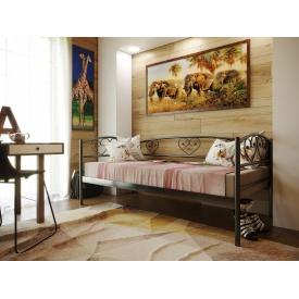 Ліжко-диван металевий DARINA LUX
