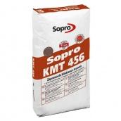 Кладочный расствор с трассом для клинкера Sopro КМТ 456 коричневый 25 кг