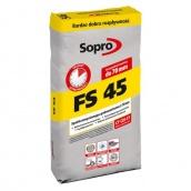 Самонивелирующа шпаклівка від 5 до 45 мм Sopro FS / 546 5-45 мм 25 кг