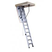 Горищні сходи OMAN solid termo 110x55 см