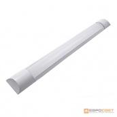 Світильник світлодіодний лінійний ЕВРОСВЕТ 18 Вт 6400 К EV-HX-18 1350 Лм IP20