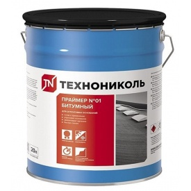 Праймер битумный Технониколь № 01 ведро 20 л