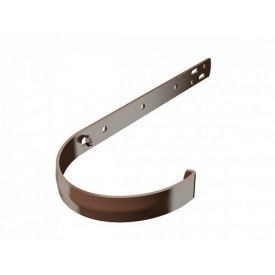 Кронштейн желоба Браво металлический удлиненный 125 мм