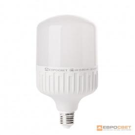 Лампа светодиодная ЕВРОСВЕТ 30 Вт 6400 К EVRO-PL-30-6400-27 Е27