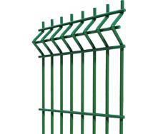 Паркан з сітки Стандарт Колор 2,5х2,03 м зелений
