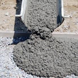 Раствор цементный марка М100