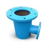 Підставка сталева непрохідна Імпекс-Груп ППОФ Ду 200 мм (IMPA379)