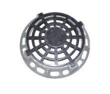 Дождеприемник чугунный круглый ДК-1 15 т с замком (4.05.2) (IMPA394)