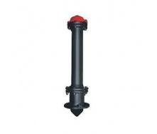 Пожарный гидрант подземный стальной Импекс-Груп 3 м