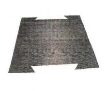 Плита резиновая рельефная Импекс-Груп 700х700х20  мм (15.03)