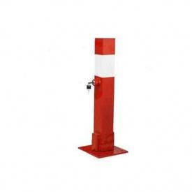 Стовпчик паркувальний Імпекс-Груп З-2 620 мм червоний (IMPA322)