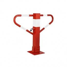 Бар'єр паркувальний Імпекс-Груп Б-3 620х620 мм червоний (IMPA323)