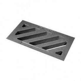 Решетка дождеприемника композитная 800х400х60 мм (14.09)