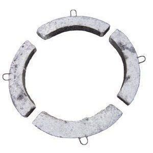 Кольцо опорное КО-6 (1/4) 70 мм (11.11)