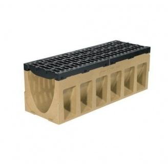 Водоотвод полимерпесчанный РА 1000х140x125 мм (02911) (IMPA411)