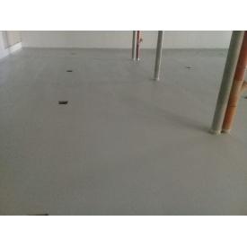 Пристрій полімерно-наливної підлоги під ключ