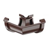Угол универсальный Fitt 125 коричневый