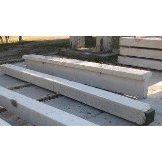 Лежень ЛШ-6,0 6000х500х400 мм