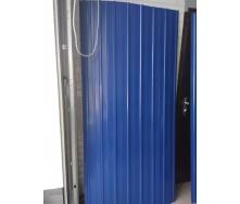 Профнастил Krovlya100 Эконом+ СК-8 960/910 мм 0,3 мм 2 м PE глянец синий