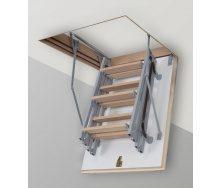 Чердачная лестница Altavilla Termo Plus Metal 4s 80x70 крышка 46мм