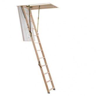 Горищні сходи DOLLE ClickFIX CF F 30 140x70 см